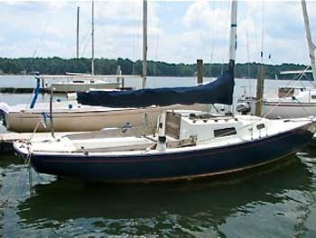 Kittiwake 24, 1974 sailboat