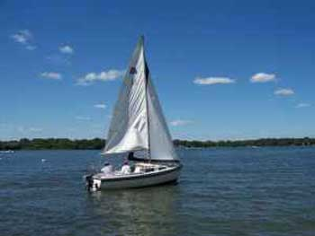 Montego 19, 1981 sailboat