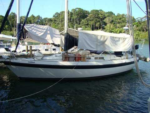 Nauticat 340S, 37', 1983 sailboat