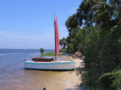 Matt Layden design Paradox, 1981 sailboat
