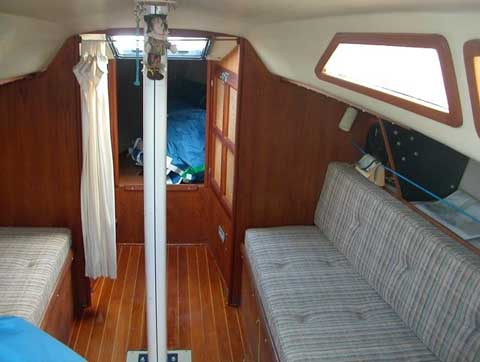Soverel 30, 1982 sailboat