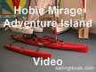 2007 Hobie Island kayak