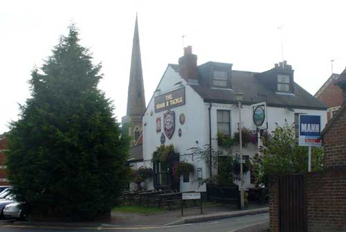 Hook and Tackle Pub, Reading
