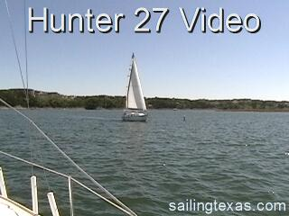 Click for Hunter 27 video