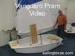 Vanguard Pram sailboat