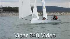 2008 Viper 640 sailboat