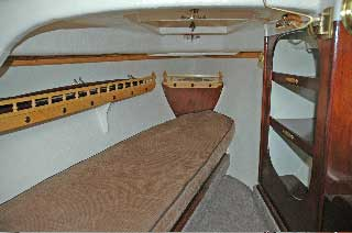 1970 Alacrity 19 sailboat