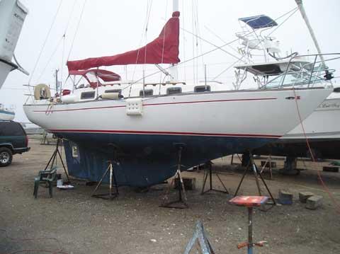 Alberg 29 sailboat