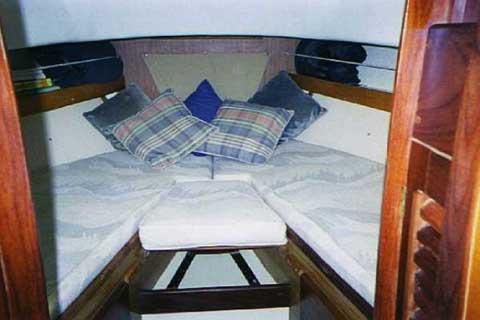 Alberg 30 sailboat