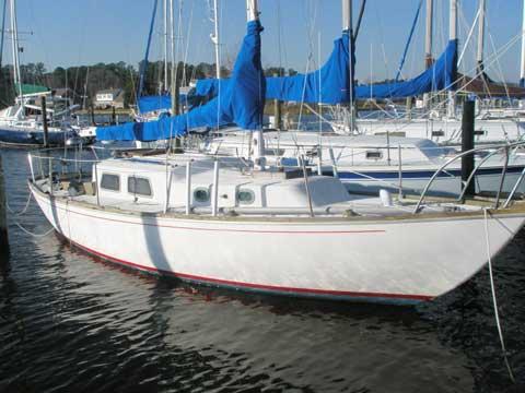 Alberg 30, 1965 sailboat