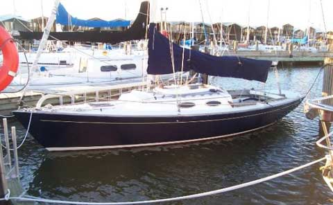 Alerion Express, 28 sailboat