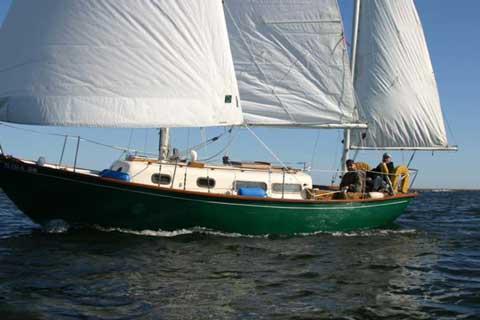 Allied Seawind 30