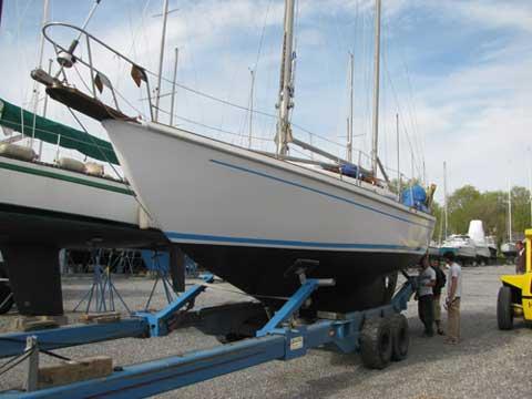 Allied Seawind II Ketch, 1976 sailboat