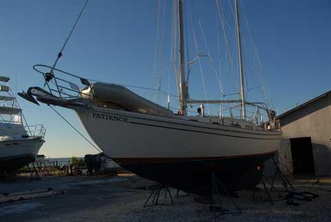 Allied Seawind II 32' sailboat