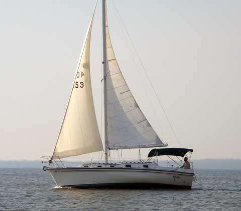 Allmand 31 sailboat
