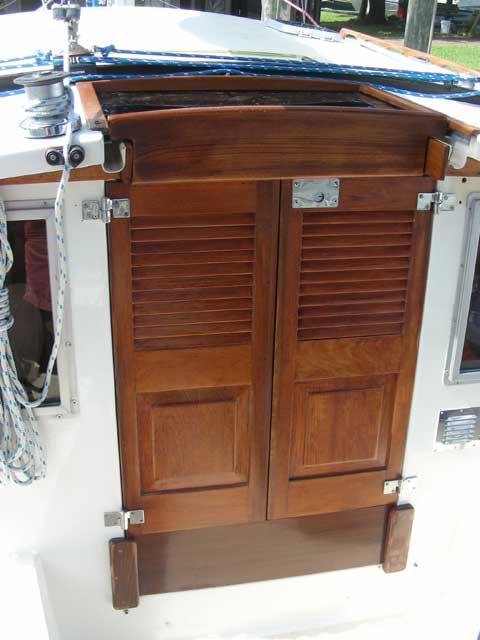 Allmand Pilothouse 35 yacht