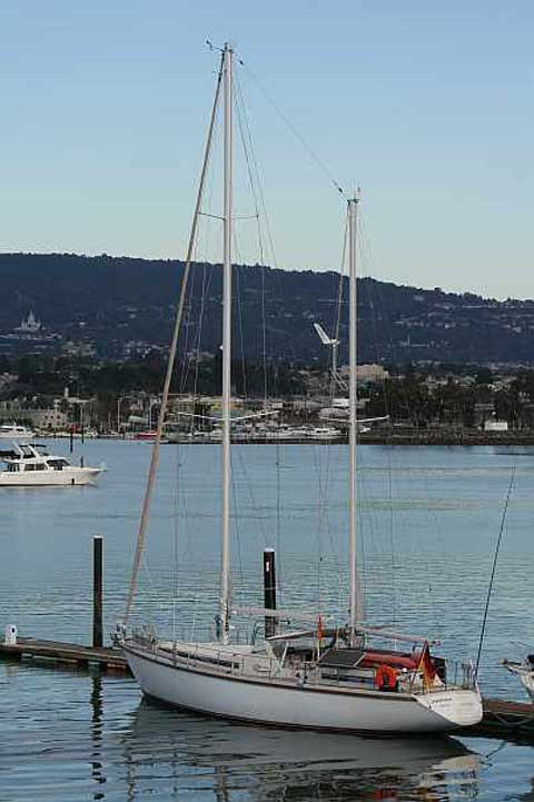 Amel Super Maramu 53 sailboat
