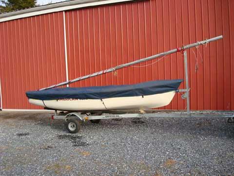 American 14.6, 2004 sailboat