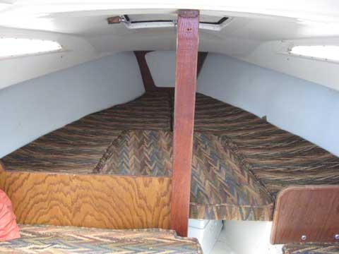 American 6.5 (21') sailboat