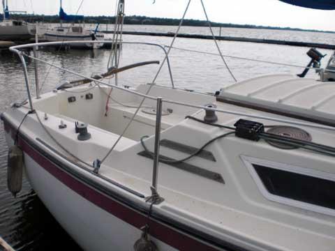 American 23 sailboat