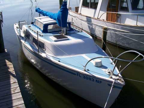 Best Brake Pads >> Aquarius 23 sailboat for sale