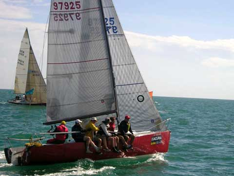 B 25 1991 Corpus Christi Texas Sailboat For Sale