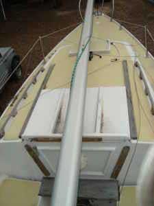 Balboa 20 sailboat
