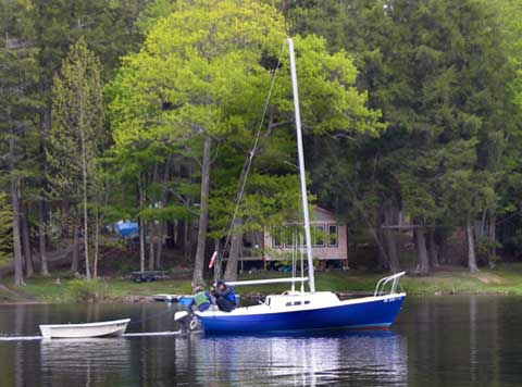 Balboa 20, 1974 sailboat