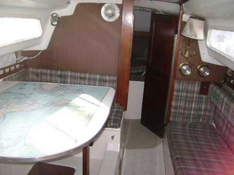 Balboa 26 1978 Seabrook Marina Seabrook Texas Sailboat