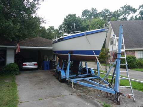 Bavaria 770, 25', 1984 sailboat