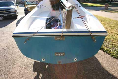 Buccaneer 180 sailboat