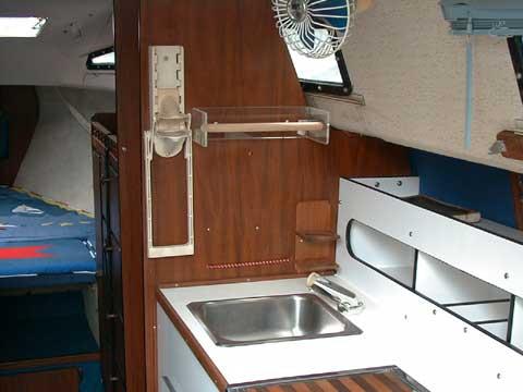 Bayliner 27, 1978 sailboat