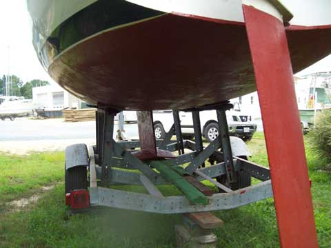 Beneteau 235, 1986 sailboat