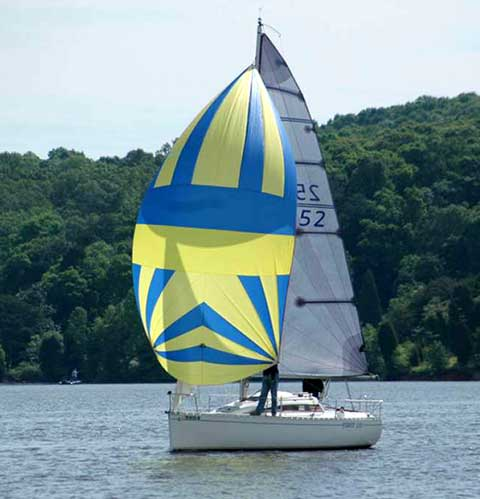 Beneteau First 235 sailboat