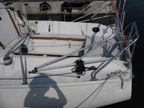 Beneteau First 24, 1986 sailboat