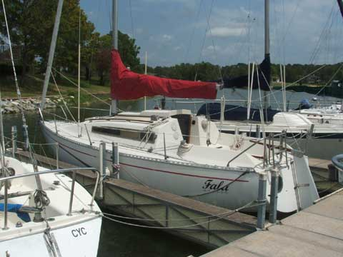 Beneteau First 26 sailboat