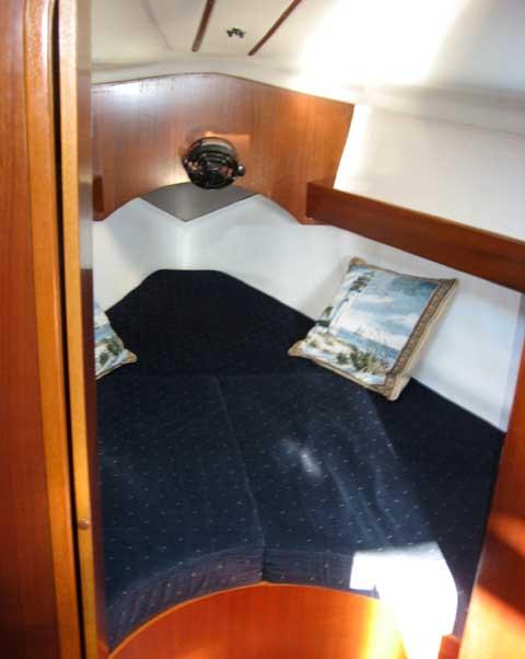 Beneteau First 310 sailboat