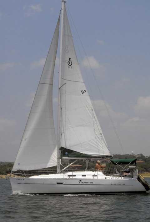 Beneteau 323, 2005 sailboat