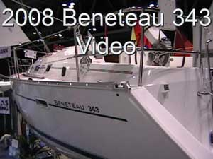 Click for Beneteau 343 video