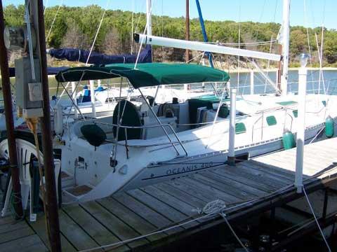 Beneteau Oceanis 400, 40ft., 1995 sailboat
