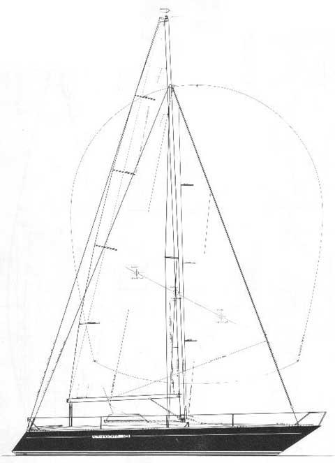 Bianca Aphrodite 101 sailboat