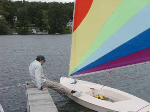 Big Fish, 2006 sailboat