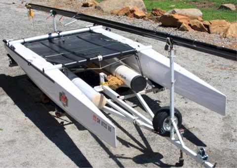 Bimare 18HT sailboat