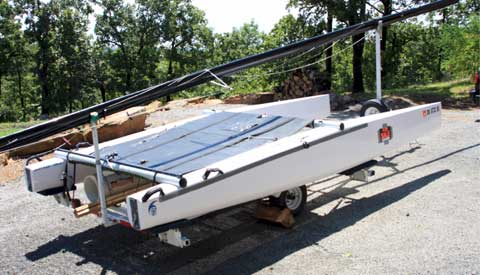Bimare 18HT sailboat