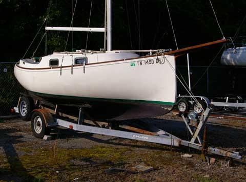 Blackwatch 24 sailboat
