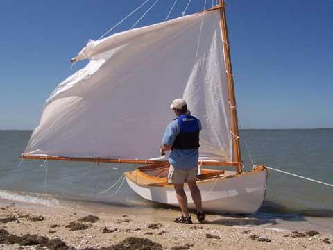 Bolger Bobcat sailboat
