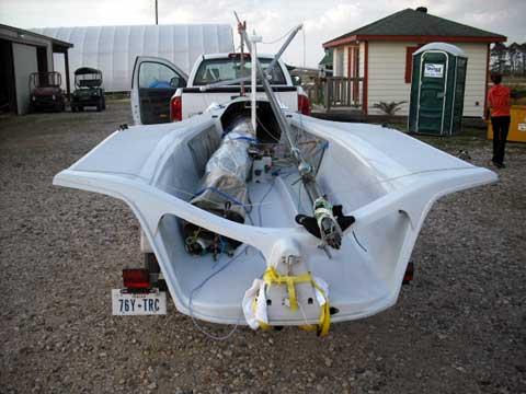 Bongo 15 sailboat