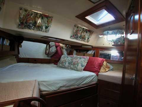 Brewer 42 yacht sailboat