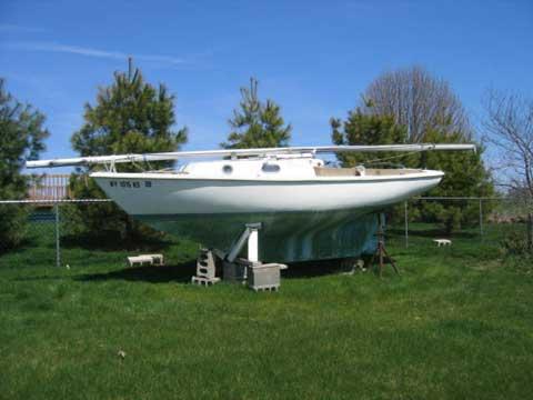 Bristol Corinthian Project Boat, 1968 sailboat