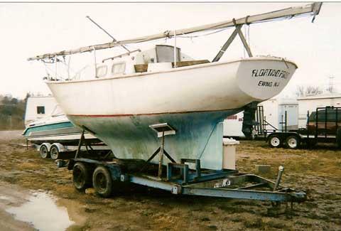 Bristol 24 Sailboat For Sale